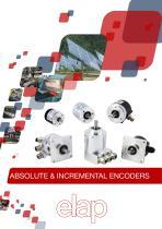 Absolute & Incremental Encoders