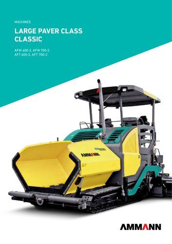 large paver class classic