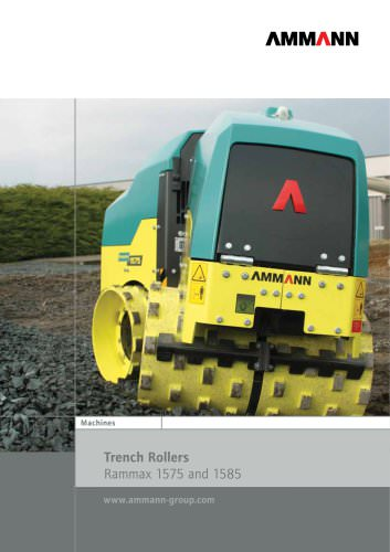 Trench Roller