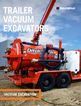 TRAILER VACUUM EXCAVATORS