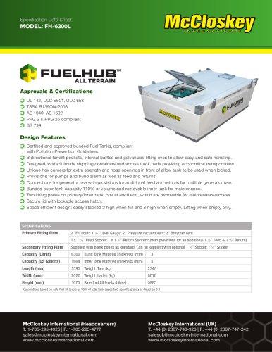 Specification Data Sheet MODEL: FH-6300L