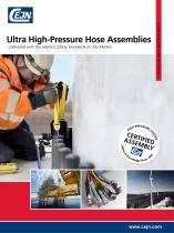 Ultra High-Pressure Hose Assemblies