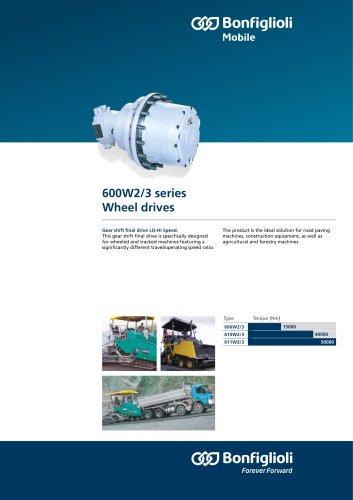 600W2/3 Series