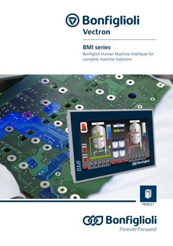 BMI series - Human Machine Interfaces