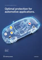 Optimal protection for automotive applications