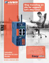 eWON Cosy - Industrial Remote Access Router