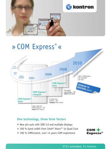 COM Express® Concept Folder