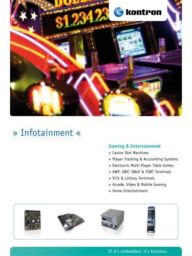 Infotainment - Gaming & Entertainment Folder