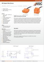 ASC Angular Rate Sensors