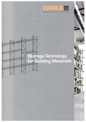 Racking Systems for Building Materials