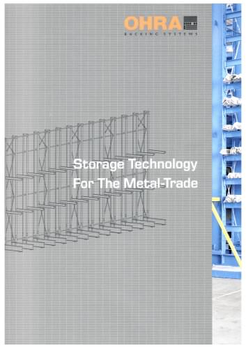 Storage Technology for the Metal Trade