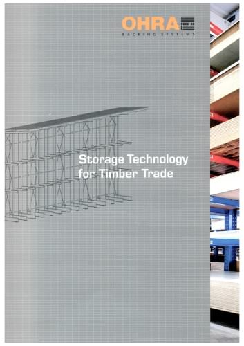 Storage Technology for the Timber Trade