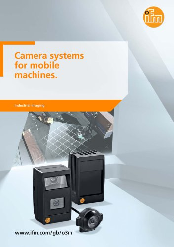Camera systems for mobile machines.