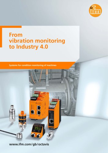 From vibration monitoring to Industry 4.0