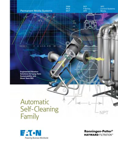 Automatic Self-Cleaning Family Brochure