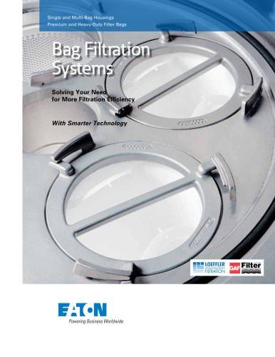 Bag Filtration Systems Brochure