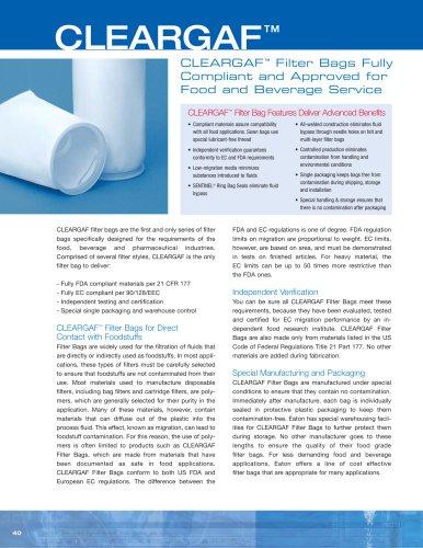 CLEARGAF FDA Compliant