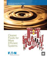 Eaton Internormen Hydraulic and Lubrication Filters Brochure