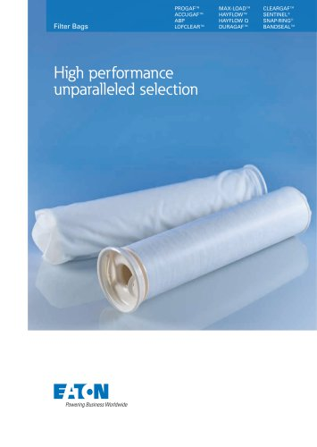 High performance unparalleled selection