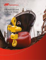 Liftchain Air and Hydraulic Hoists