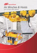 Winch & Hoist Catalog 2012