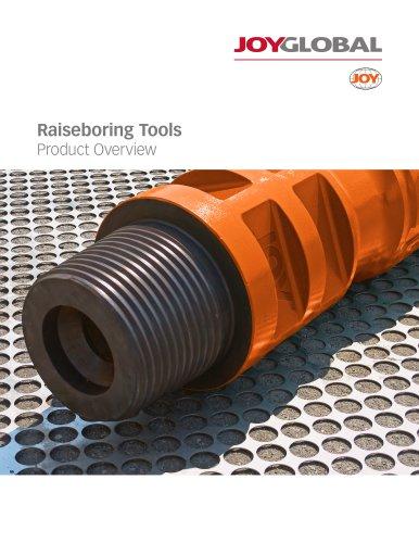 Raiseboring Tools