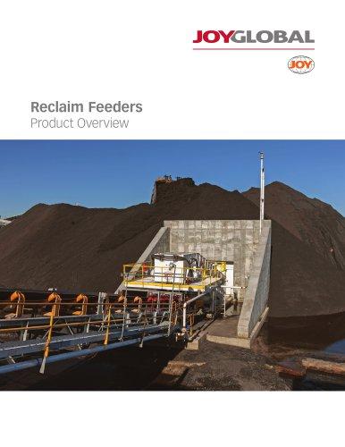 Reclaim feeders