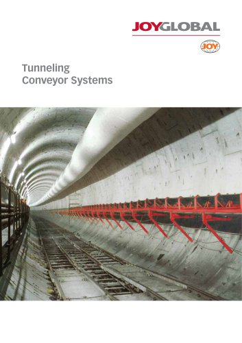 Tunneling Conveyor Systems