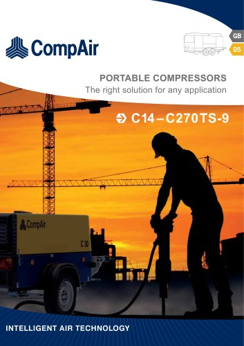 C-Series - Portable Compressors
