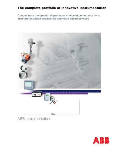 ABB product catalog