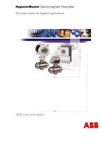 Electromagnetic Flowmeter HygienicMaster