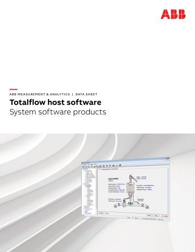 Totalflow host software