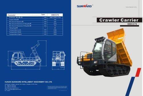 SUNWARD Crawler Carrier
