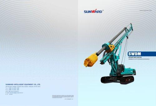 SUNWARD Rotary Drilling Rig