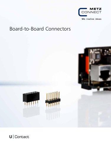 U|Contact - Board-to-Board Connectors