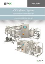 APV FX SepStream