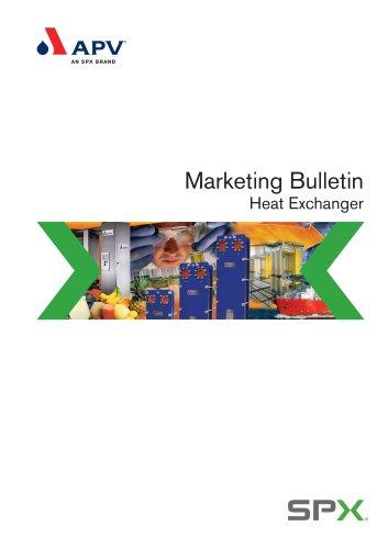 APV Heat Exchanger Bulletin