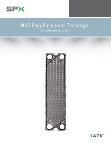 NR5 EasyFlow Heat Exchanger