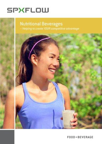 Nutritional Beverages