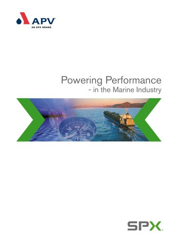 Powering Performance in the Marine Industry