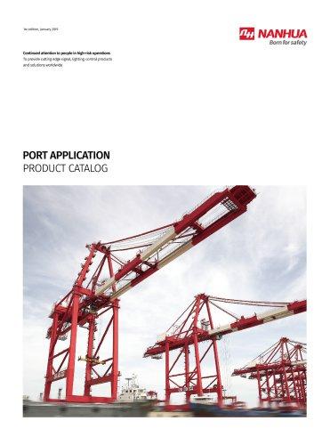 NANHUA Port application product catalog