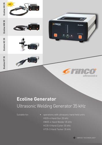 Ecoline Generator