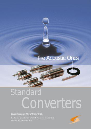 Standard Converters