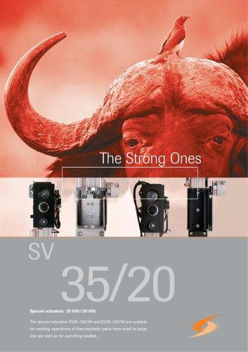 SV35-100 / SV35-50