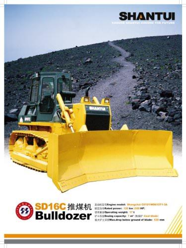 Bulldozer series  SD16C