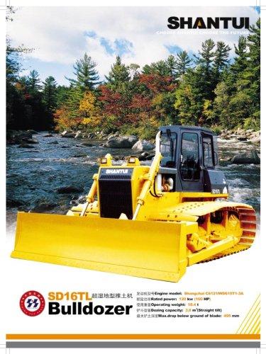 Bulldozer series SD16TL