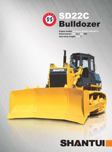 Bulldozer series SD22C