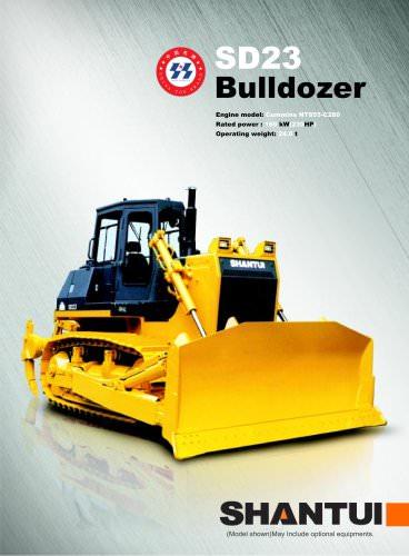 Bulldozer series SD23
