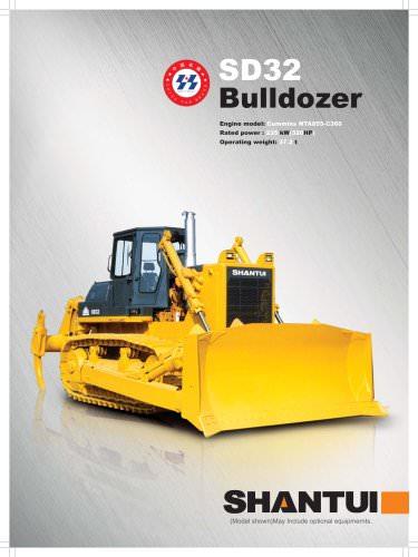 Bulldozer series SD32