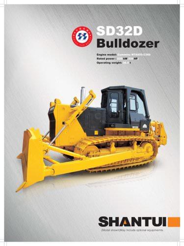 Bulldozer series SD32D